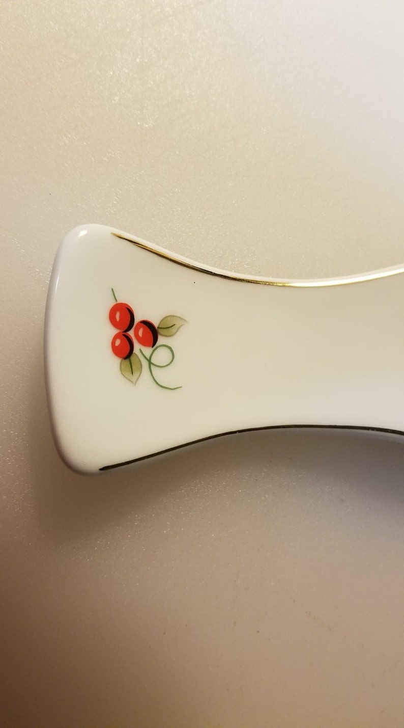 Christmas Spoon Rest by Royal NORFOLK