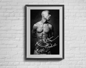 Lyrics Capital Steez INSPIRED WALL ART Print HIP HOP Rapper Poster A4 A3