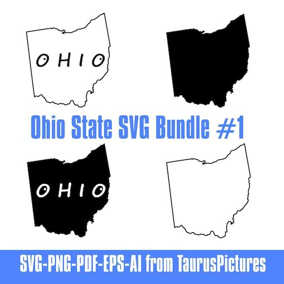 Ohio State Svg Ohio Svg Etsy