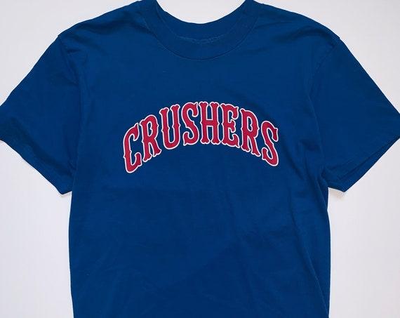 Vintage Sports Team Crushers Shirt