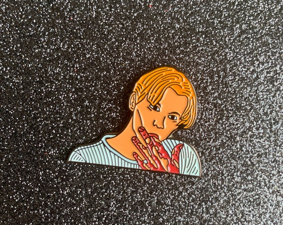 Scream Skeet Ulrich Billy Loomis Halloween Pin Scary Movies Wes Craven 90s Nostalgia