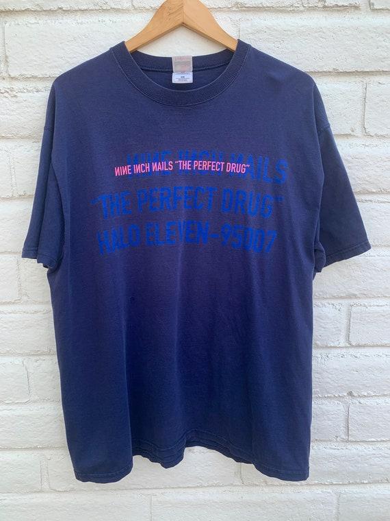 1997 Vintage Nine Inch Nails The Perfect Drug Shir