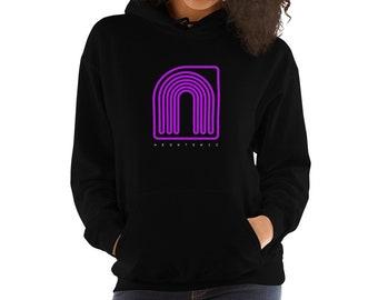 Neontenic Logo Hooded Sweatshirt