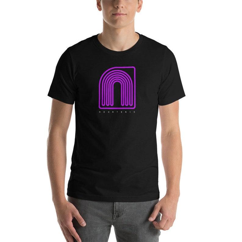 Neontenic Logo Unisex T-Shirt image 0