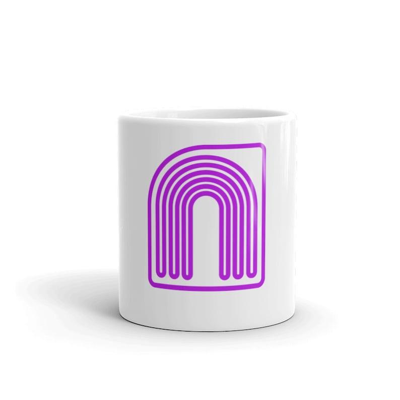 Neontenic Logo Mug image 0