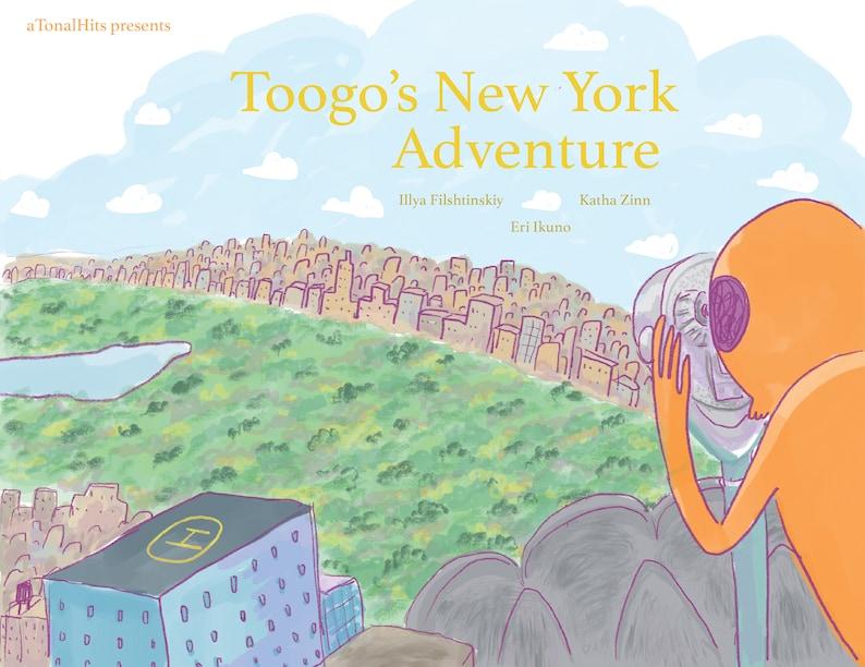 Toogo's New York Adventure Piano image 0