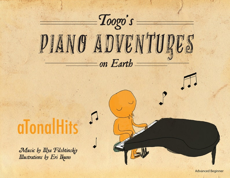 Toogo's Adventures on Earth Piano image 0