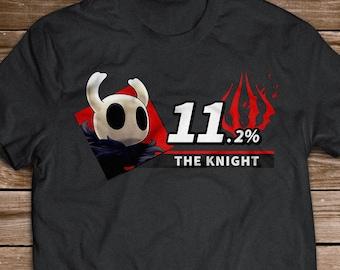 Hollow Knight x Super Smash Bros. Ultimate T-Shirt | The Knight in Smash Bros | Short Sleeve Unisex Shirt