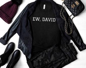 long sleeve - ew, david