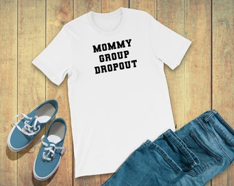 mom group dropout