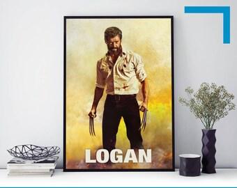 Logan/'s run Michael York vintage movie poster print #3