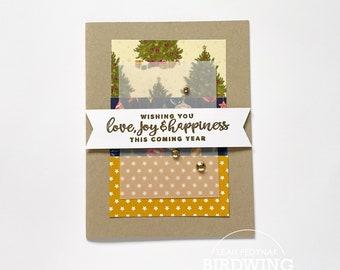 Love and Joy Holiday Card