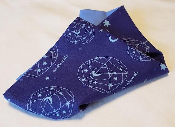 Constilation Handkerchief 10x10
