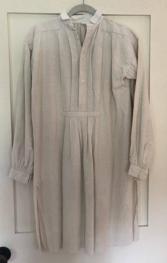 Belgian Flax Linen European Work Dress