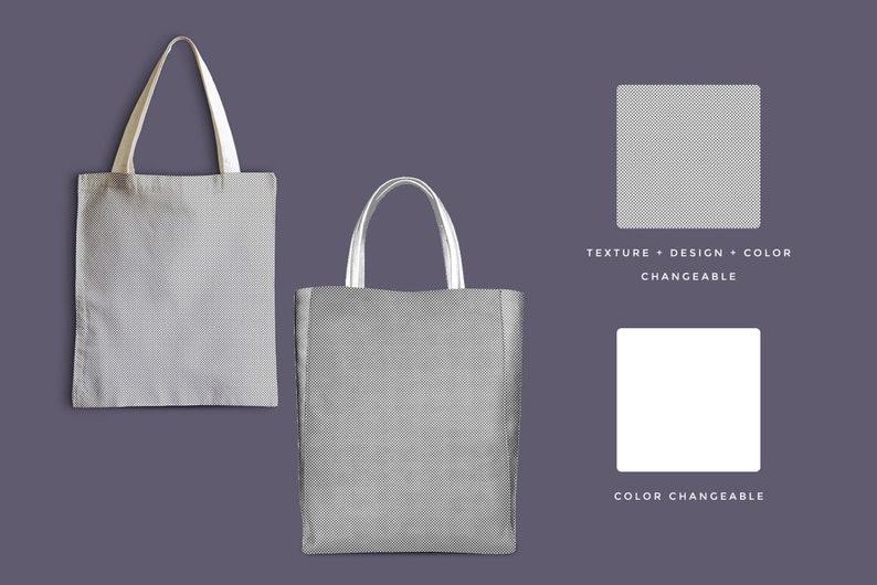 Bag Mockup Tote Bag Mock Up Sack Bag Mockup