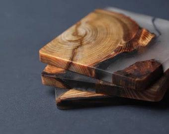 Wood Coasters Etsy