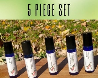 Aromatherapy Roll-On Rescues