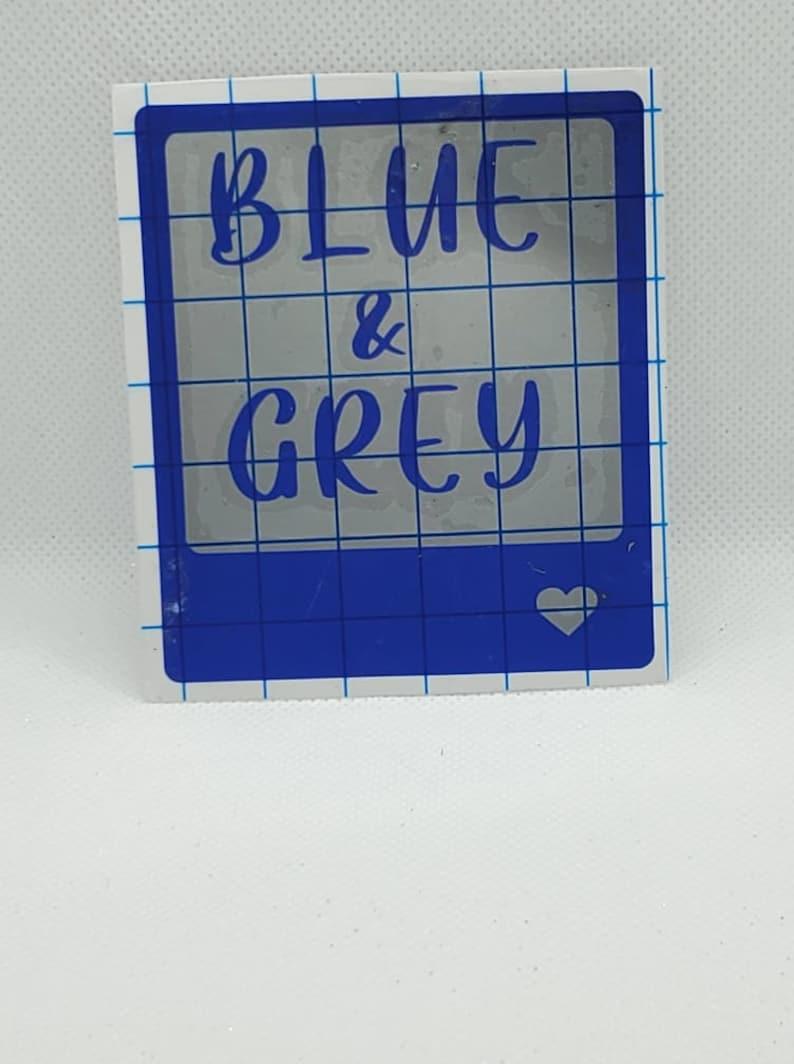 BTS Song Inspired Polaroid Vinyl StickerDecal