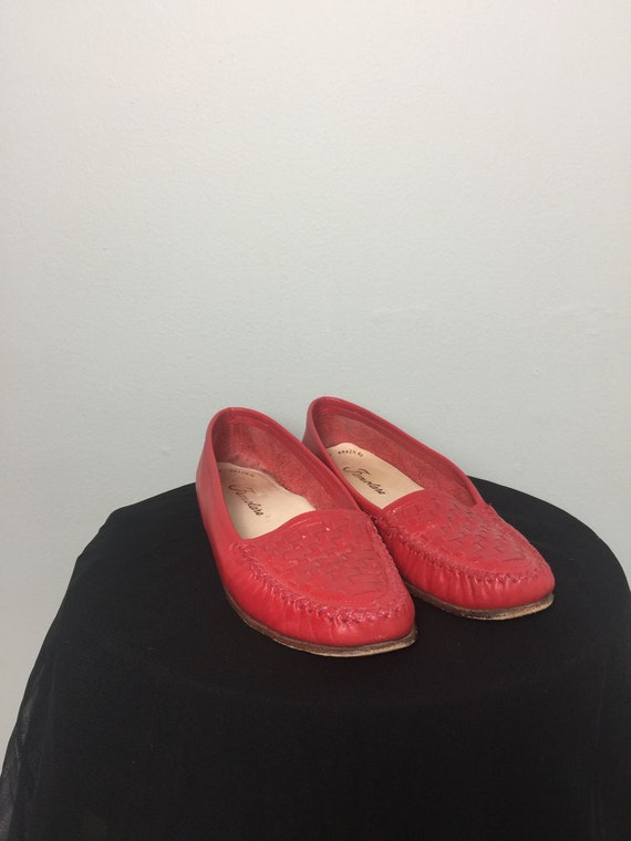 Women's 1970's Famolare shoes