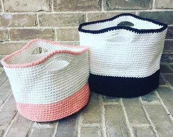 Crochet Bag Pattern | Float Tote (Digital Download - PATTERN ONLY)