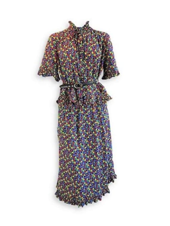 Celine Ensemble, skirt & blouse vintage