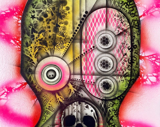 TITLE: Phenomena , Art , Modern Art , Contemporary Art , Abstract Art , MIxed Media