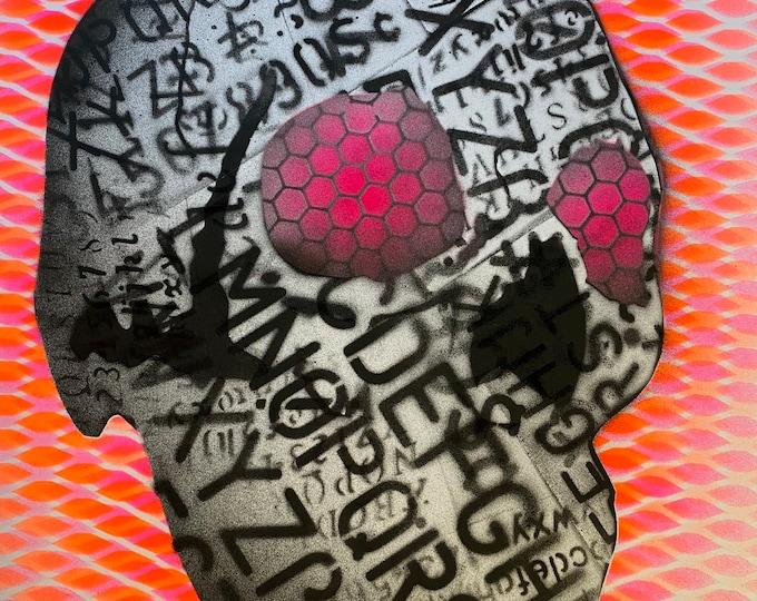 TITLE: Uncommunicative series #1 , Art , Pop Art , Modern Art , Surrealism , Contemporary Art , Figurative