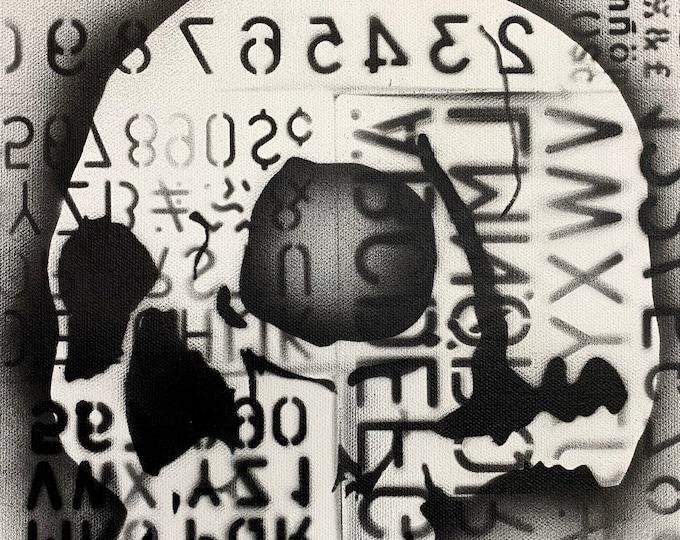 Akashic Record...2020, Pop Art , Modern Art , Contemporary Art , Surrealism , Gallery Canvas