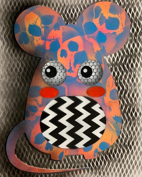 TITLE: Rodent , Art , Pop Art , Modern Art , Contemporary Art , Surreal