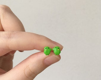 Kuchipatchi Resin Earrings