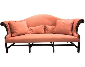 Cool Camelback Sofa Etsy Inzonedesignstudio Interior Chair Design Inzonedesignstudiocom