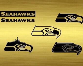 Seahawks Clipart Etsy