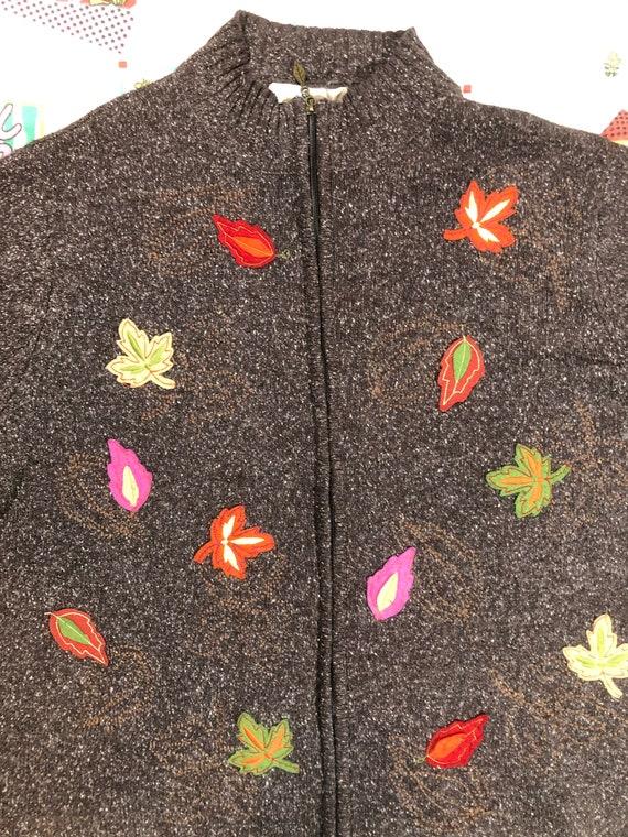 Penmans cottagecore knit oversize zip - image 6