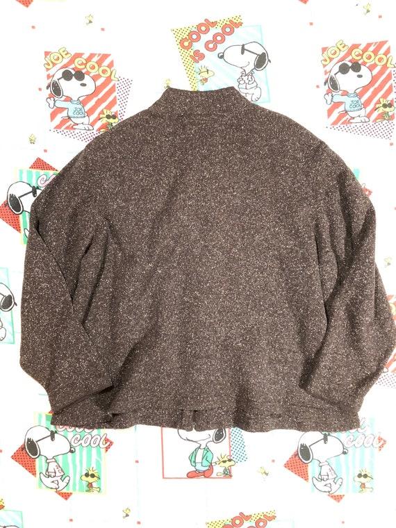 Penmans cottagecore knit oversize zip - image 5