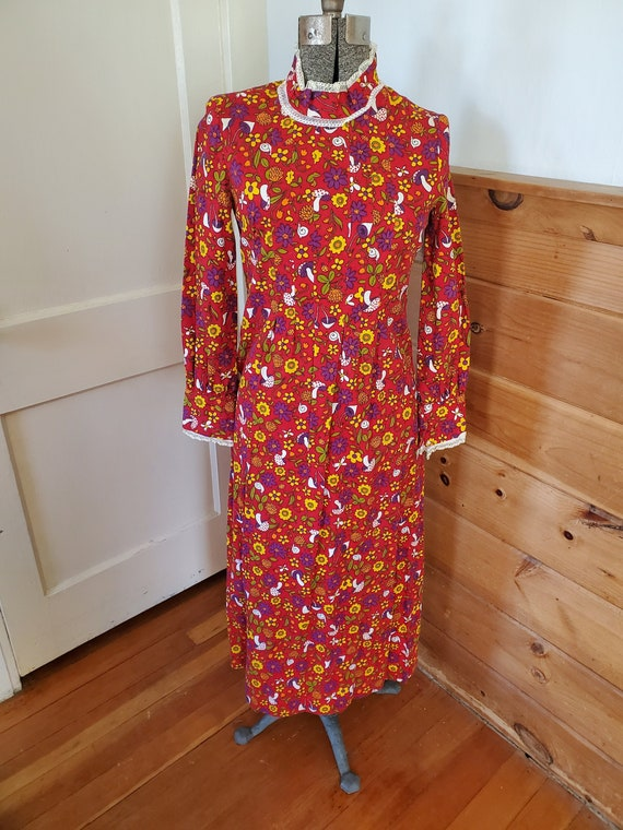 Vintage Kitschy Dress