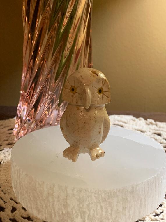 Soap Stone Owl 2