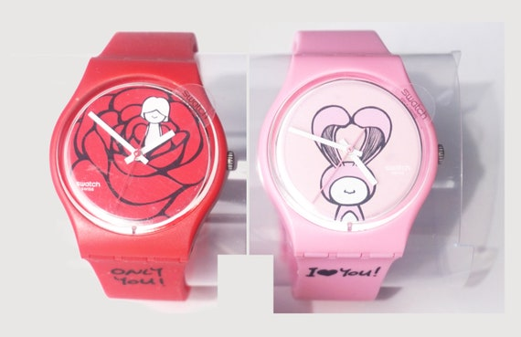 Swatch Love Friendship Collection Special Set | Sw