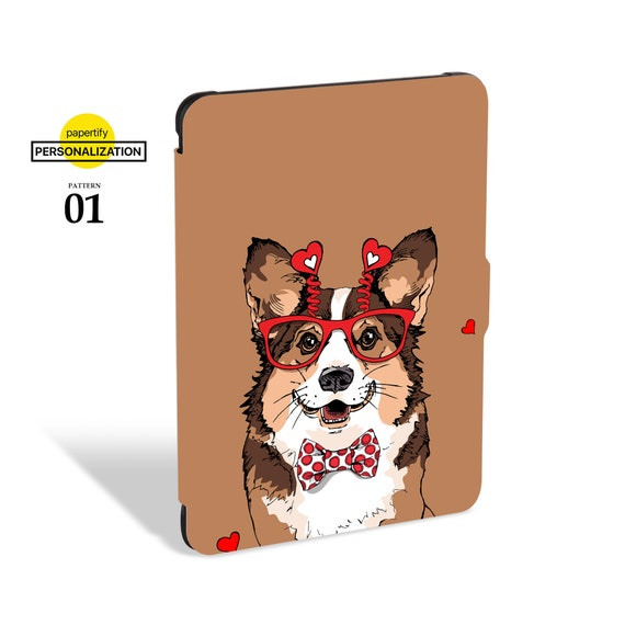 Personalised Photo Collage Leather kindle case kindle paperwhite case kindle cover kindle paperwhite cover christmas animal