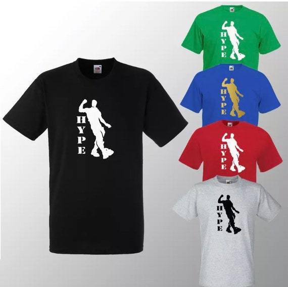 fortnight kids junior tee shirt gaming ps4 xbox fortnight floss dab free p/&p