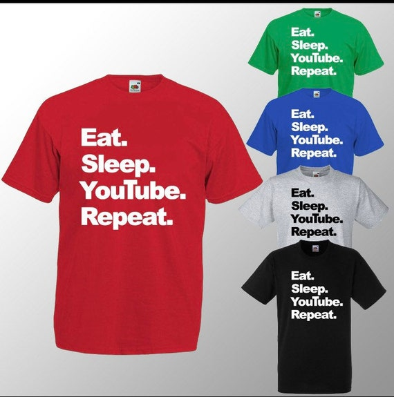 Garçons Filles Enfants prestonplayz T Shirt Tee YouTube youtuber Preston Gaming Haut Fre