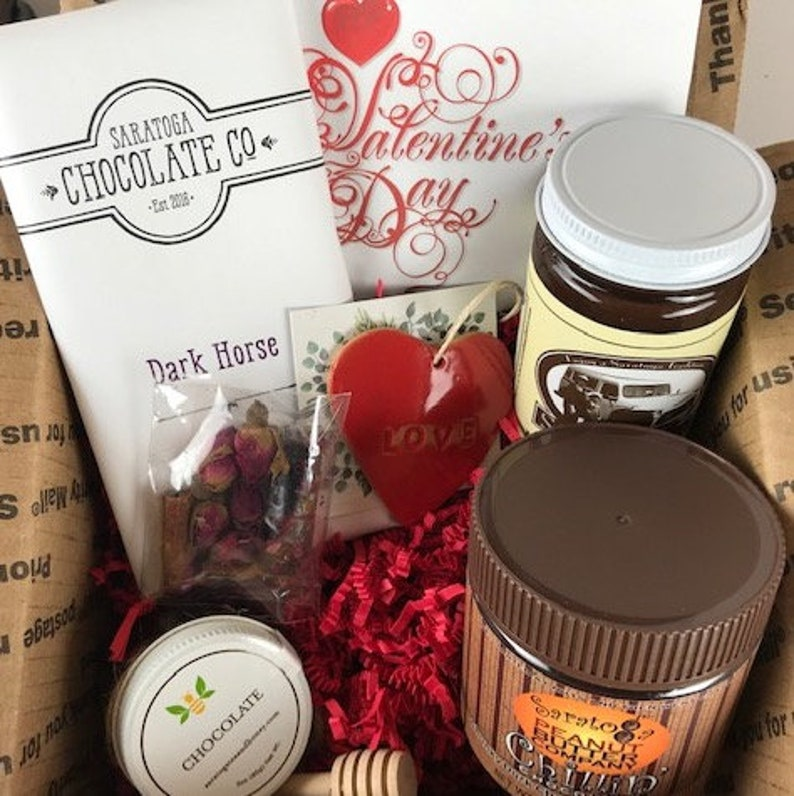 Chocolate Lover's Box Birthday Box Mothers Day Saratoga image 0
