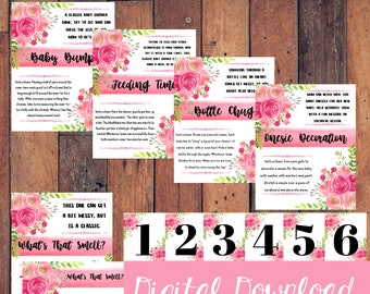 Woods Party Printables