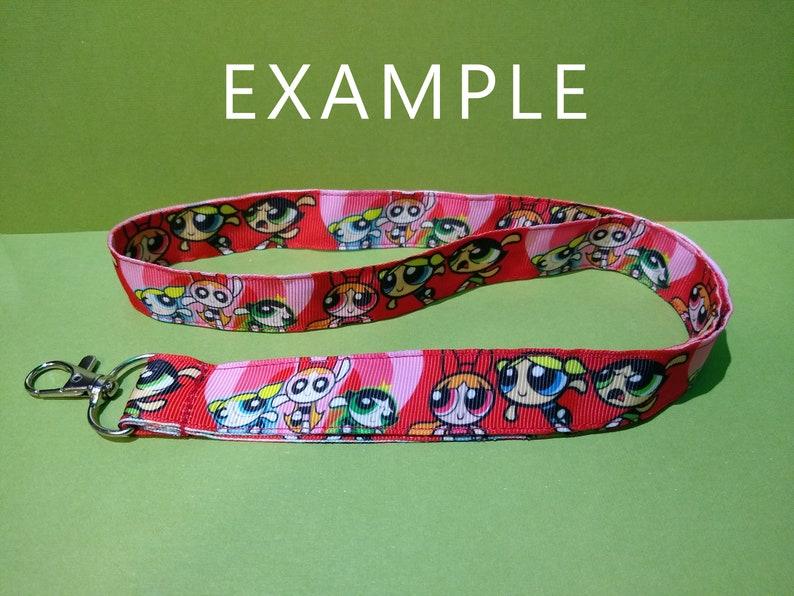 Panda-monium Lanyard Clip Wrist or Neck