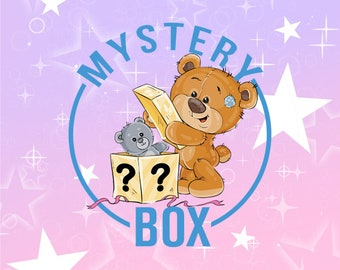 Little Space Mystery Box - Large - ABDL Gift Box