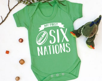 Come On France Rugby Baby Vest World Cup 2019 Newborn 6 Nations New Gift Grow
