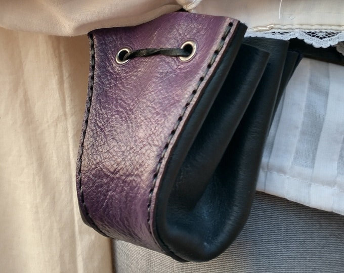 Hand Crafted Leather Pouch