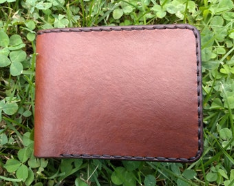 The Warrior, Handcrafted Leather Wallet