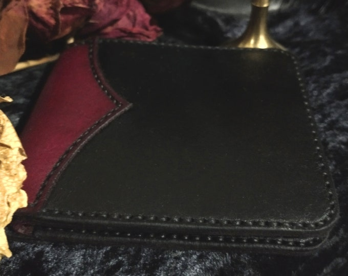 The Count, Handcrafted Leather Wallet