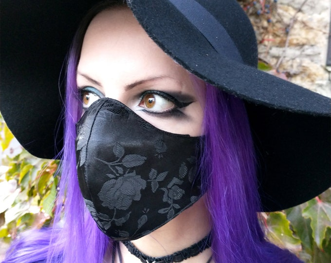 Brocade Face Mask