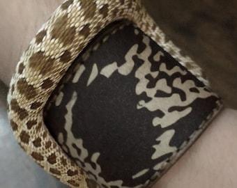 Hognose Snake Wrist Cuff